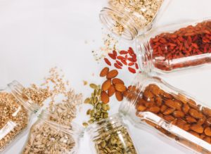 nuts and seeds plant protein