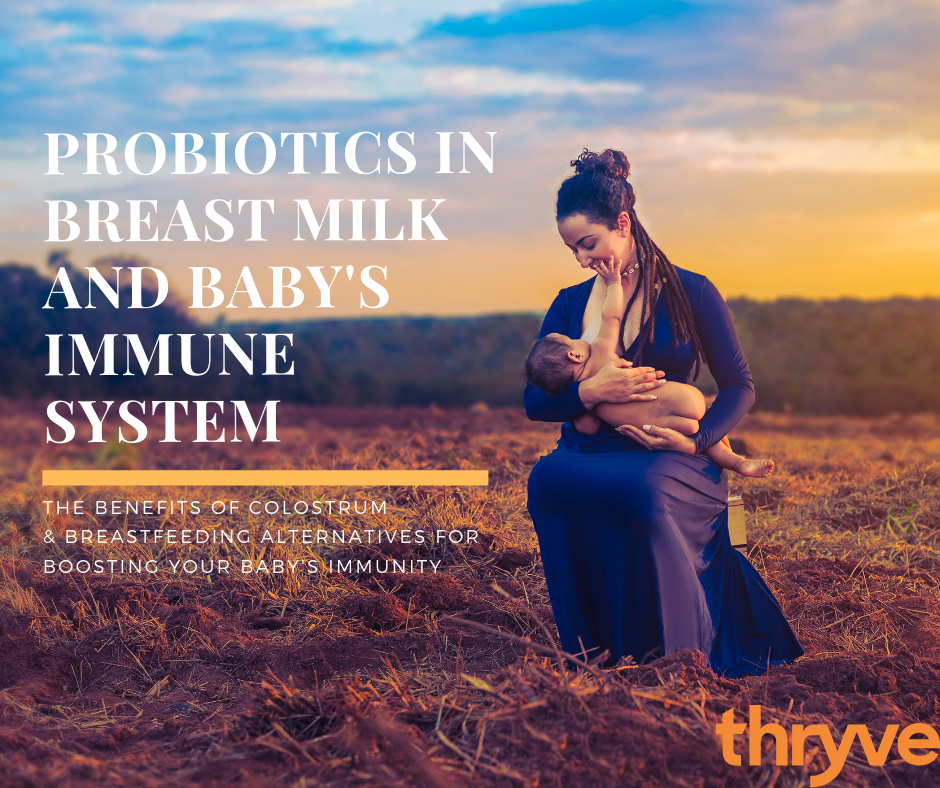 breast milk probiotics