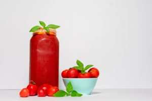 tomato juice drinks for prostate health