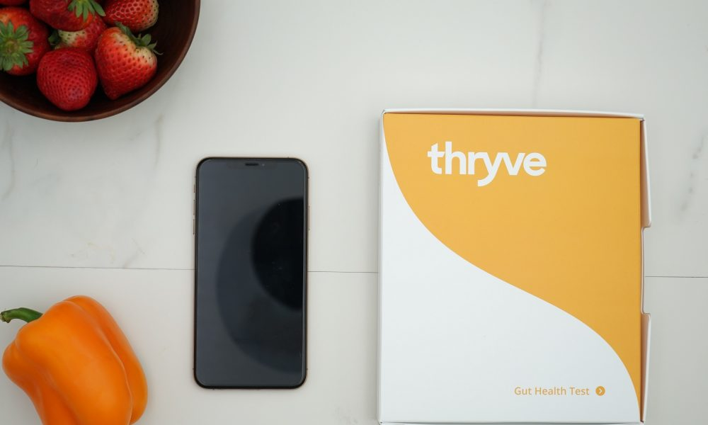 Thryve Gut Health Test Kit Review from a Nutritionist