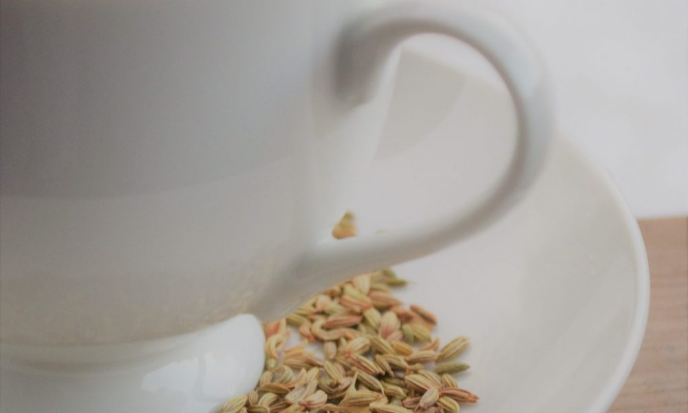 CCF tea with fennel